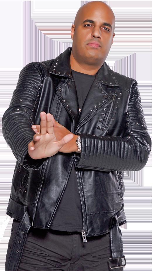 Pagina Web Oficial / Official Website   DJ Lobo